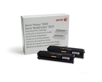 Originální toner Xerox 106R03048 (Černý) multipack