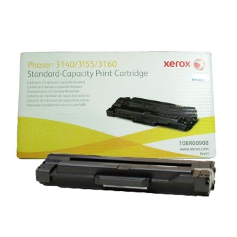 Originální toner Xerox 108R00908 (Černý)