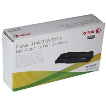Originální toner Xerox 108R00909 (Černý)
