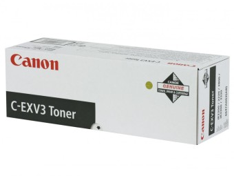 Originální toner CANON C-EXV-3 (Černý)