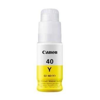 Originální lahev Canon GI-40 Y (Žlutá)