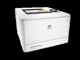 HP LaserJet Pro 400 color M 452 dn (A4, USB, Ethernet, duplex)