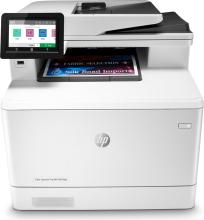 HP Color LaserJet Pro MFP M 479 fdn (A4, USB, Ethernet, DUPLEX, kopírování, skenování, faxování)
