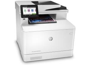 HP Color LaserJet Pro MFP M 479 fdw (A4, USB, Ethernet, kopírování, skenování, faxování, DUPLEX)