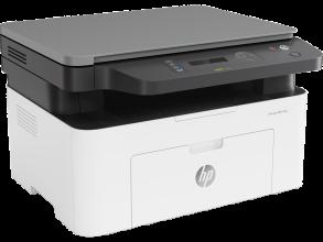 HP Laser MFP 135 W (A4, USB, Wi-Fi, kopírování, skenování)