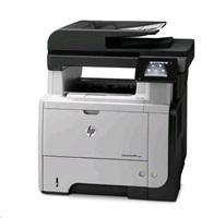 HP LaserJet Pro 500 MFP M 521 dw (A4, USB, Ethernet, Wi-Fi, tisk, skenování, kopírování, fax, duplex)