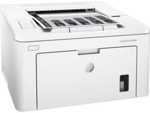 HP LaserJet Pro M 203 dn (A4, USB, Ethernet, duplex)