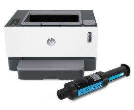 HP Neverstop Laser 1000 w (A4, USB, Wi-Fi)
