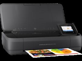 HP Officejet 252 (A4, USB, Wi-Fi, kopírování, skenování)