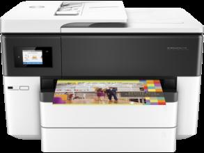 HP All-in-One Officejet 7740 (A3+, USB, Ethernet, Wi-Fi, tisk, skenování, kopírování, fax)
