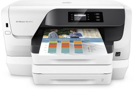 HP Officejet Pro 8218 (A4, USB, Ethernet, Wi-Fi, Duplex)