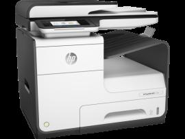 HP PageWide 377 dw (A4, USB, Ethernet, Wi-Fi, kopírování, skenování, faxování, Duplex)