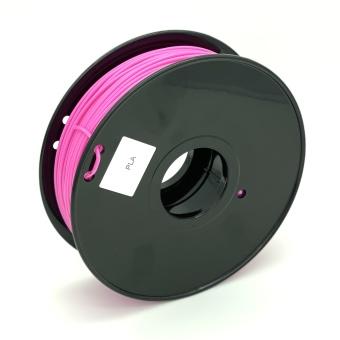 Tisková struna PLA pro 3D tiskárny, 3mm, 1kg, růžová