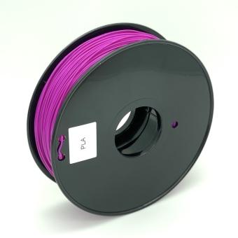Tisková struna PLA pro 3D tiskárny, 1,75mm, 1kg, purpurová