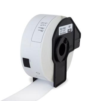Kompatibilní etikety s Brother DK-11201, papírové bílé, stand. adresy, 29 x 90mm, 400ks