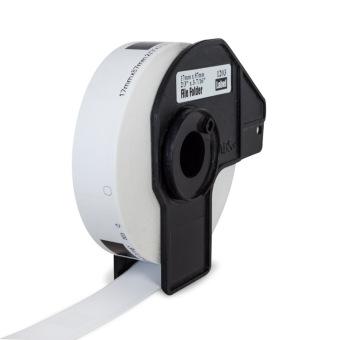 Kompatibilní etikety s Brother DK-11203, papírové bílé, databáze 17 x 87mm, 300 ks