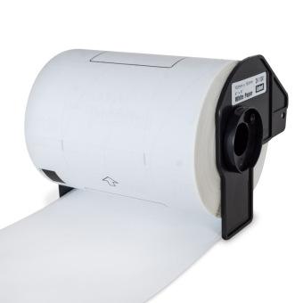 Kompatibilní etikety s Brother DK-11241, bílé, velké poštovní štítky, 102 x 152mm, 200ks
