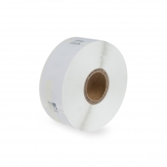 Kompatibilní etikety s DYMO 11355 (S0722550), 51mm x 19mm, černý tisk na bílém podkladu, 500ks