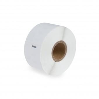 Kompatibilní etikety s DYMO 99012 (S0722400), 89mm x 36mm, černý tisk na bílém podkladu, 260ks