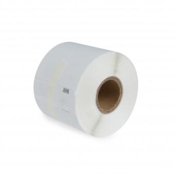 Kompatibilní etikety s DYMO 99014 (S0722430), 101mm x 54mm, černý tisk na bílém podkladu, 220ks