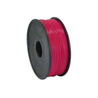 Tisková struna PLA+ pro 3D tiskárny, 1,75mm, 1kg, červenorudá