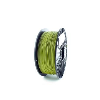 Tisková struna PLA+ pro 3D tiskárny, 1,75mm, 1kg, olivově zelená
