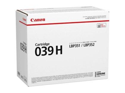 Originální toner CANON CRG-039H (Černý)
