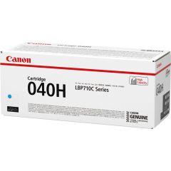 Toner do tiskárny Originální toner CANON CRG-040H C (Azurový)
