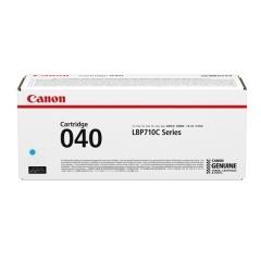 Toner do tiskárny Originální toner CANON CRG-040 C (Azurový)