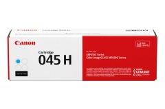 Toner do tiskárny Originální toner CANON CRG-045H C (1245C002) (Azurový)