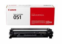 Toner do tiskárny Originální toner CANON CRG-051 (Černý)