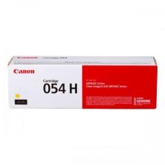 Toner do tiskárny Originální toner CANON CRG-054HY (Žlutý)