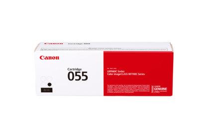 Originální toner CANON CRG-055K (Černý)