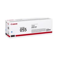 Toner do tiskárny Originální toner CANON CRG-055C (Azurový)