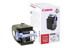 Toner do tiskárny Originální toner CANON CRG-702 Bk (Černý)