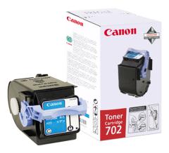 Toner do tiskárny Originální toner CANON CRG-702 C (Azurový)