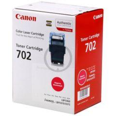 Toner do tiskárny Originální toner CANON CRG-702 M (Purpurový)