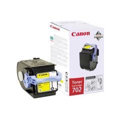 Toner do tiskárny Originální toner CANON CRG-702 Y (Žlutý)