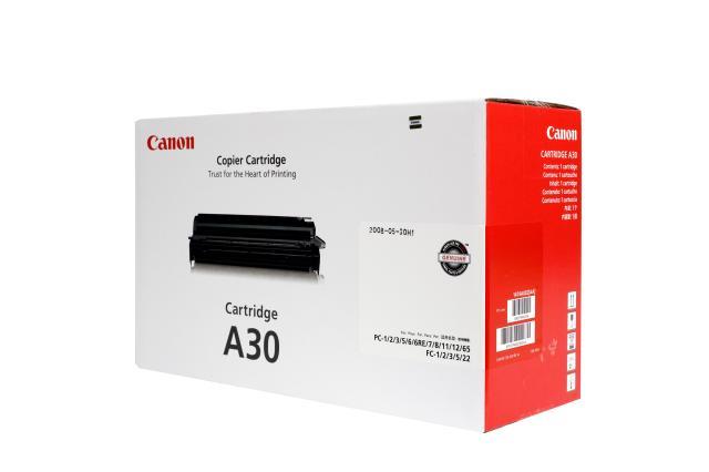 Originální toner CANON A30 (1474A003) (Černý)