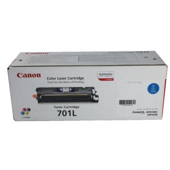 Originální toner CANON EP-701L C (Azurový)