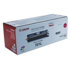 Toner do tiskárny Originální toner CANON EP-701L M (Purpurový)