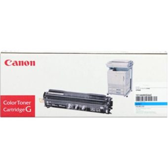Originální toner CANON EP-84 C (Azurový)