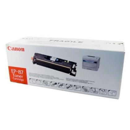Originální toner CANON EP-87 BK (Černý)