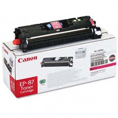 Toner do tiskárny Originální toner CANON EP-87 M (Purpurový)
