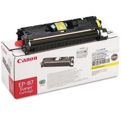 Toner do tiskárny Originální toner CANON EP-87 Y (Žlutý)