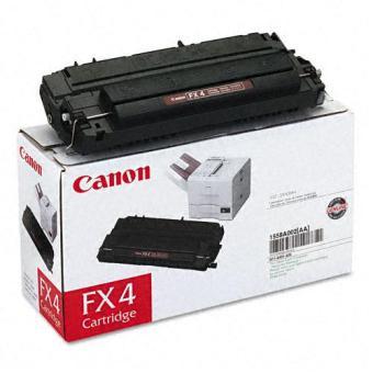 Originální toner CANON FX4 (Černý)