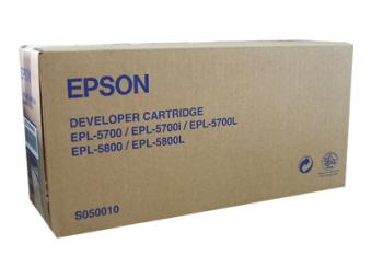 Originální toner EPSON C13S050010 (Černý)
