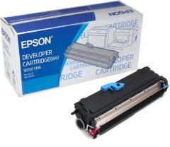 Toner do tiskárny Originální toner EPSON C13S050166 (Černý)
