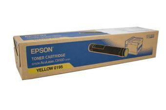 Originální toner EPSON C13S050195 (Žlutý)