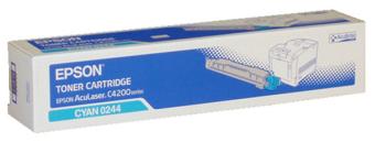 Originální toner Epson C13S050244 (Azurový)